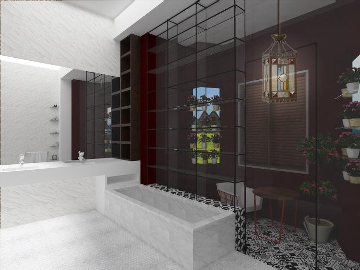 Master bedroom toilet (2)